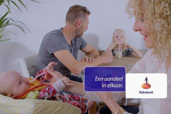 Achtergrondportret TV Commercial Bart & Felie